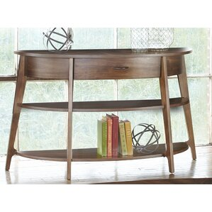 Alvin Bell Demi-Lune Console Table by Langley Street