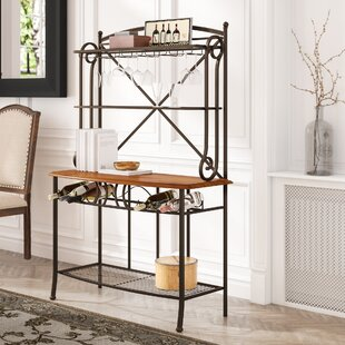 Purchase Haubstadt Iron Baker's Rack Purchase & reviews