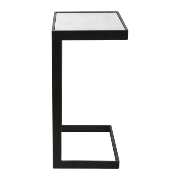 Honor Cantilever End Table by Latitude Run