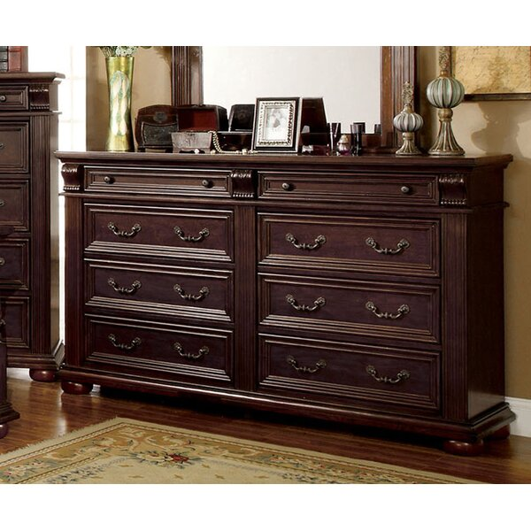 Millers 8 Drawer Double Dresser by Astoria Grand