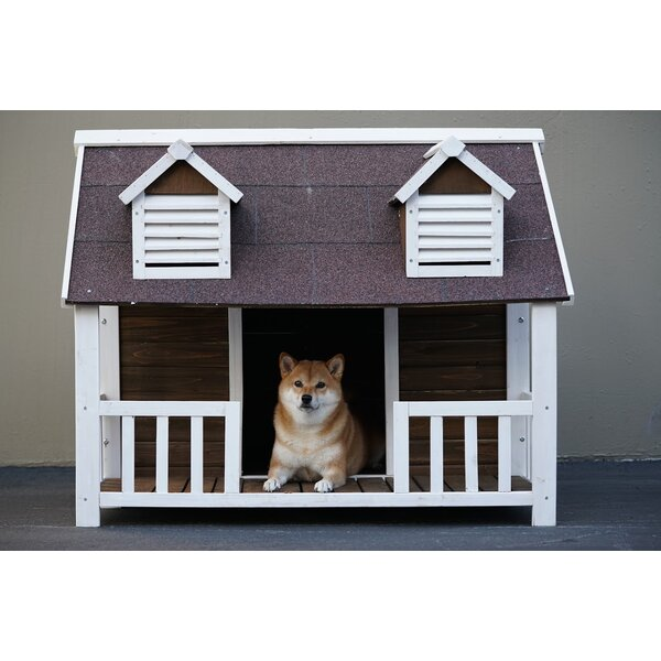 Kempton 19th Century Style Dog House by Tucker Murphy Pet