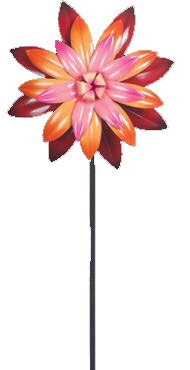 Kayley Kinetic Garden Stake by August Grove