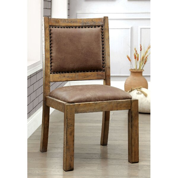 Marion Upholstered Dining Chair (Set Of 2) By Loon Peak