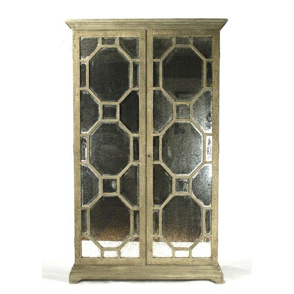 Gerald 2 Door Accent Cabinet by Zentique