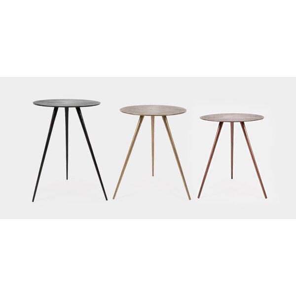 Stgermain 3 Legs Nesting Tables By Corrigan Studio