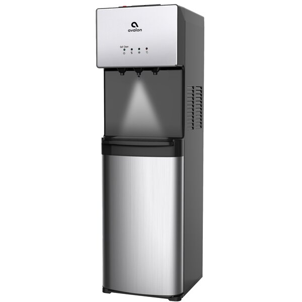 Avalon Bottleless Free-Standing Hot, Cold, and Room Temperature Electric Water Cooler by Avalon
