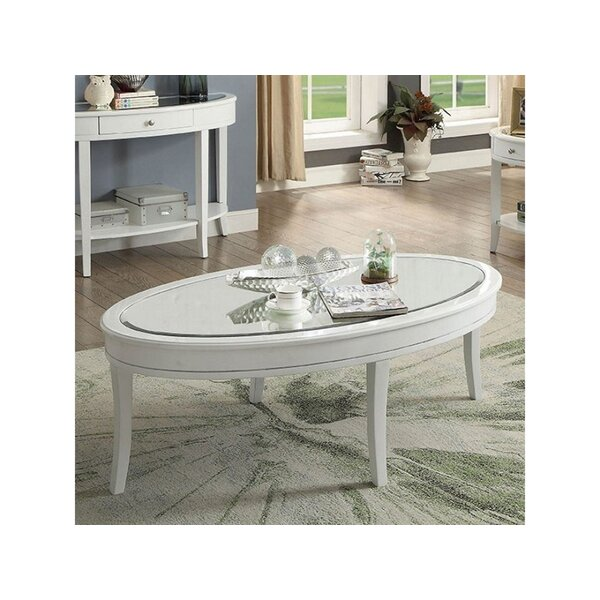 Rosdorf Park Glass Top Coffee Tables