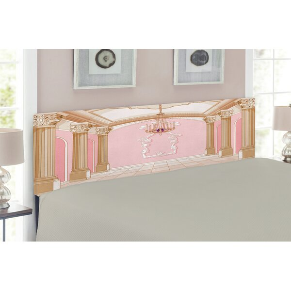 Princess Upholstered Panel Headboard by East Urban Home