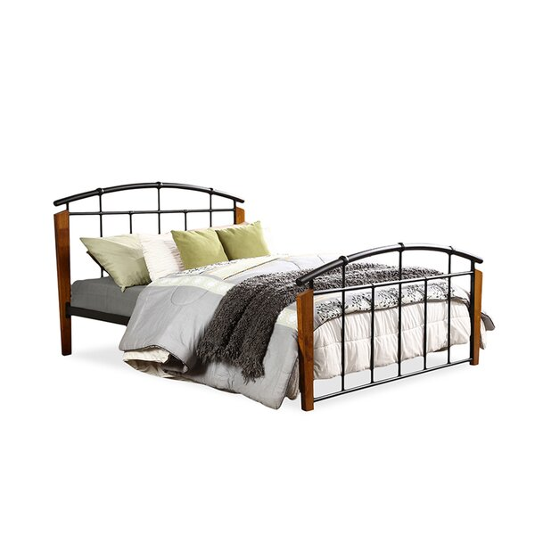 Alviso Queen Platform Bed by August Grove