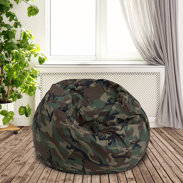 Standard Classic Bean Bag By Zoomie Kids