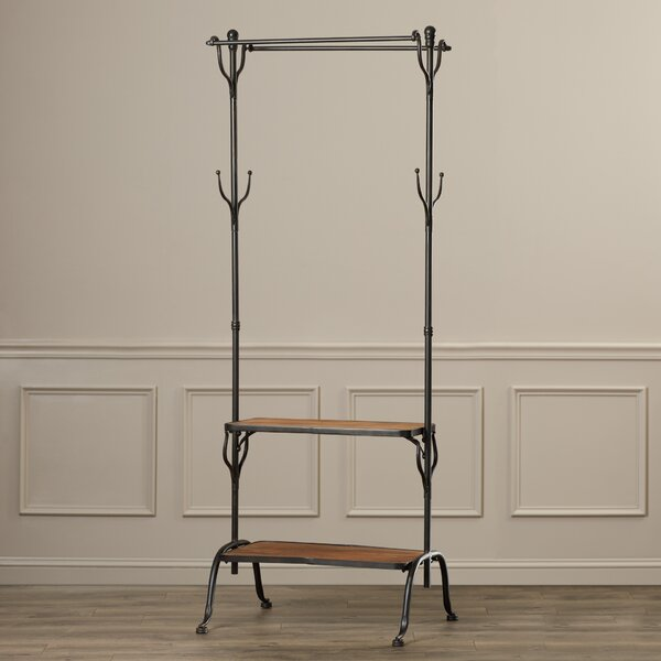 Myers Coat Rack by Alcott Hill