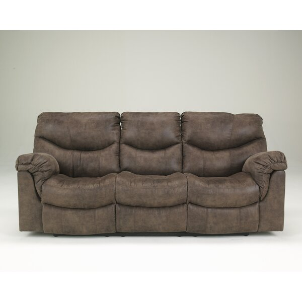 Weddington Reclining Sofa by Red Barrel Studio