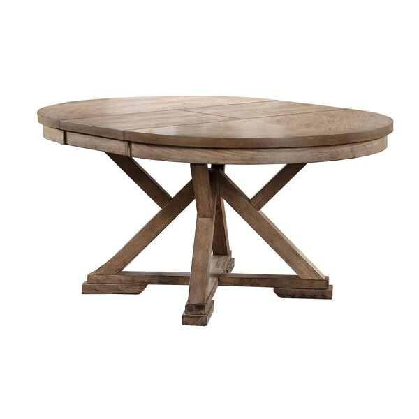 Carnspindle Extendable Dining Table by Gracie Oaks