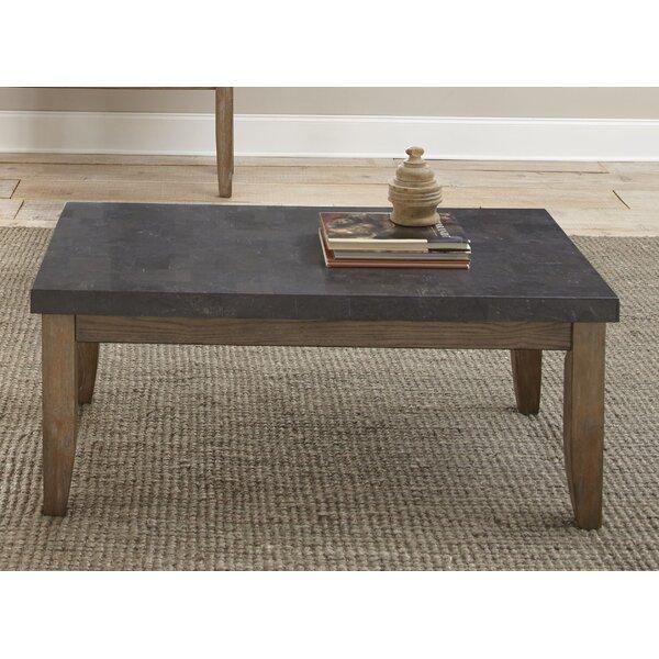 Dejardins Bluestone Coffee Table by Lark Manor