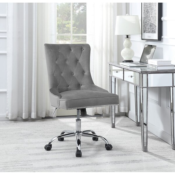 Bustamante Task Chair By House Of Hampton
