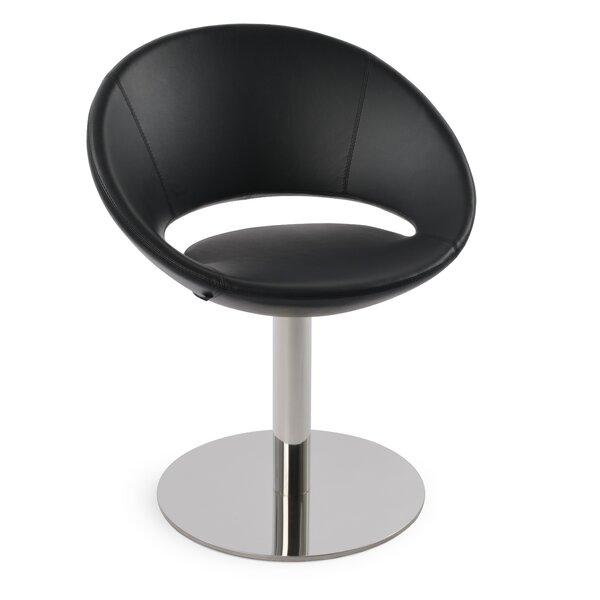 Crescent Round Barrel Chair by sohoConcept sohoConcept