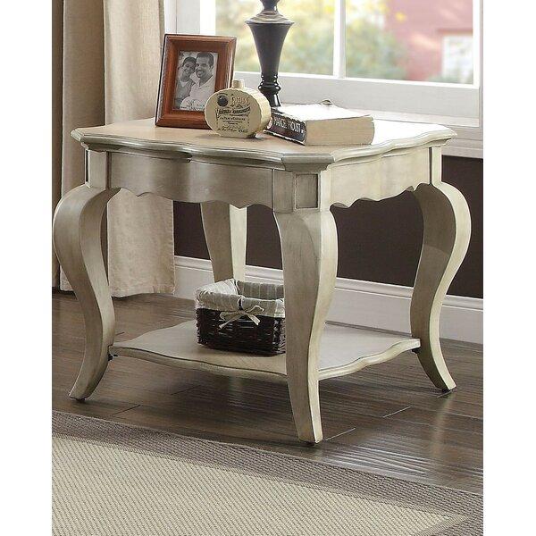 Kari End Table by One Allium Way