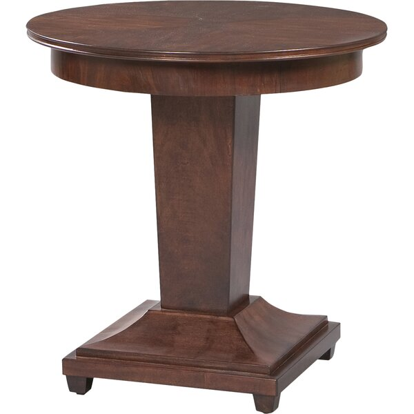 Grandview Round End Table by Fairfield Chair