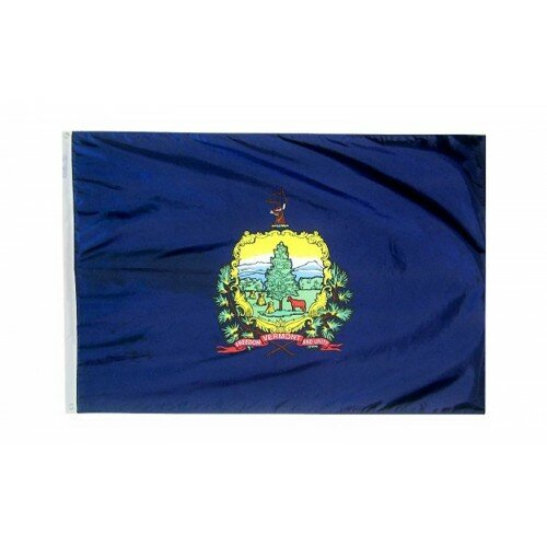 Vermont Glo Traditional Flag by NeoPlex