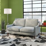 Dopkins Loveseat by Canora Grey
