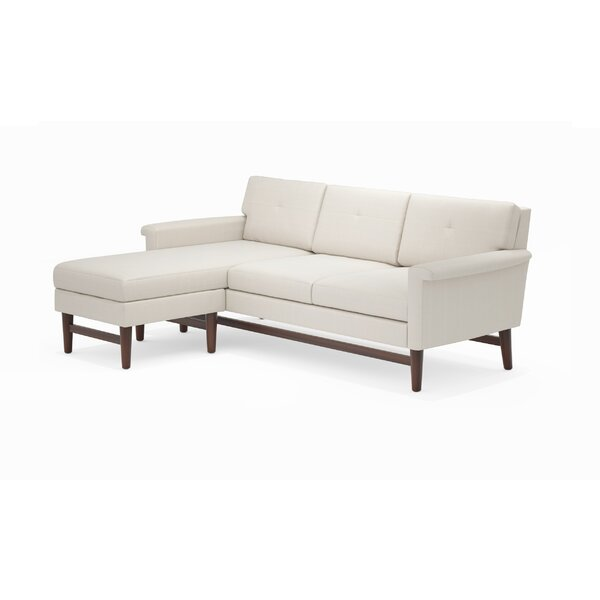 Diggity Left Hand Facing Sectional By TrueModern