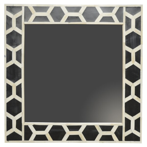 Zacarias Frame Accent Mirror by Brayden Studio