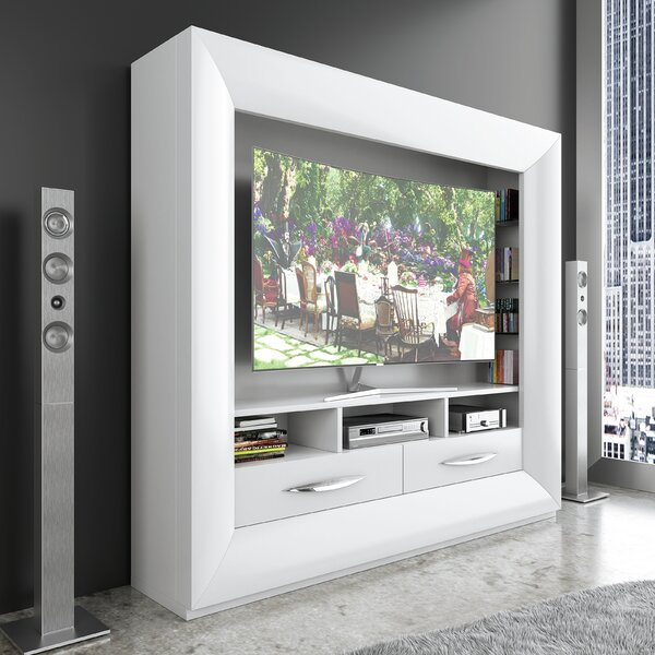 Amelius Entertainment Center For TVs Up To 70