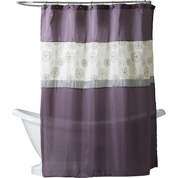 Hartsville Shower Curtain by Charlton Home