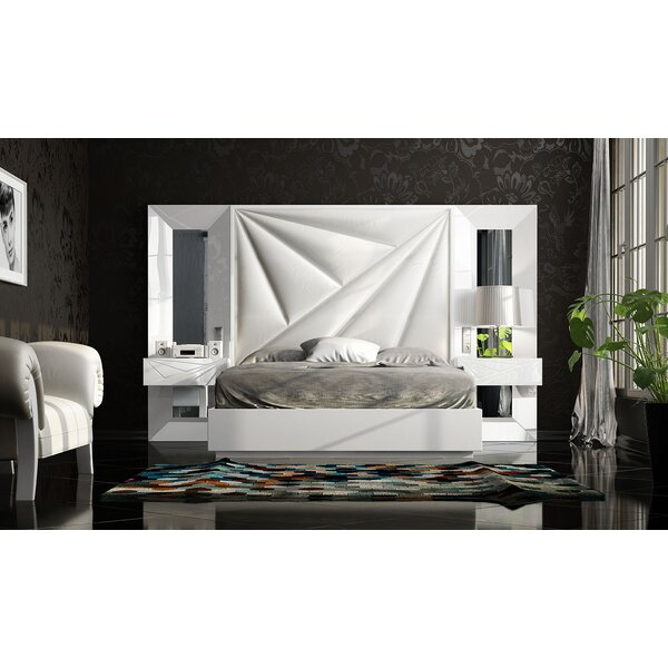 Helotes 5 Piece Bedroom Set by Orren Ellis