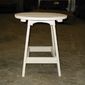 Original Round Side Table by Uwharrie Chair