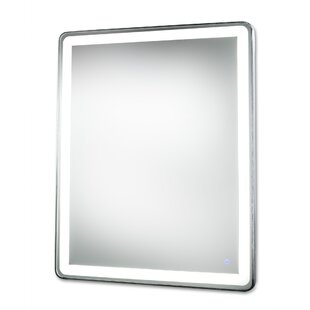 Orren Ellis Castanon Rectangular Accent Mirror