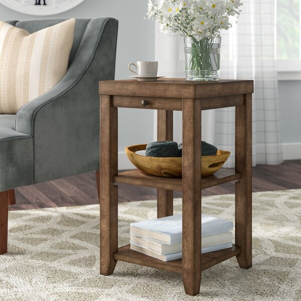 Bleckley End Table By Three Posts