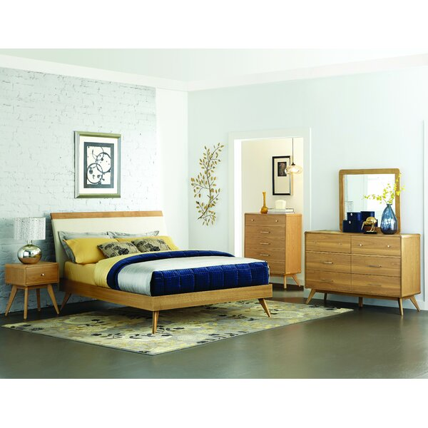 Garvey Platform Configurable Bedroom Set by Langley Street