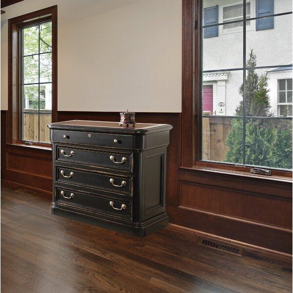 Burslem 3-Drawer Lateral Filing Cabinet