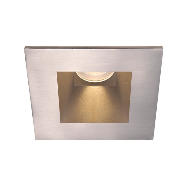 Tesla Pro High Output 3.5 Square Recessed Trim by WAC Lighting