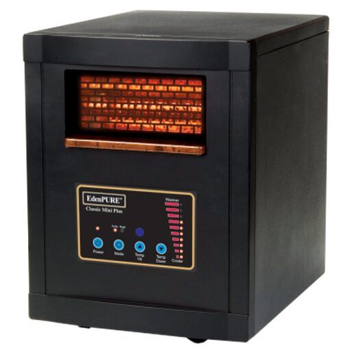 Classic 1,500 Watt Electric Infrared Cabinet Heater by EdenPURE