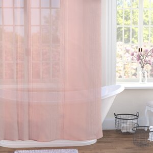 Modern Pink Shower Curtains | AllModern
