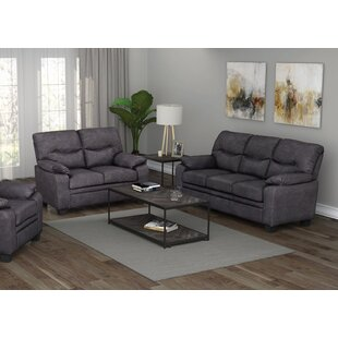 Arnwith 2 Piece Standard Living Room Set by Red Barrel Studio®