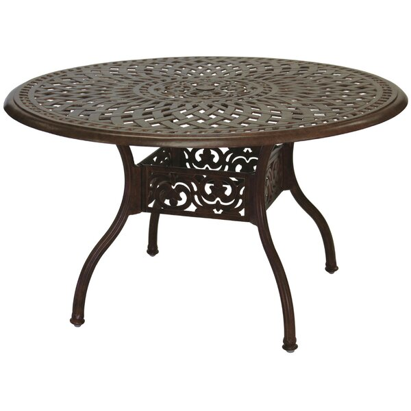 Fairmont Round Dining Table by Astoria Grand