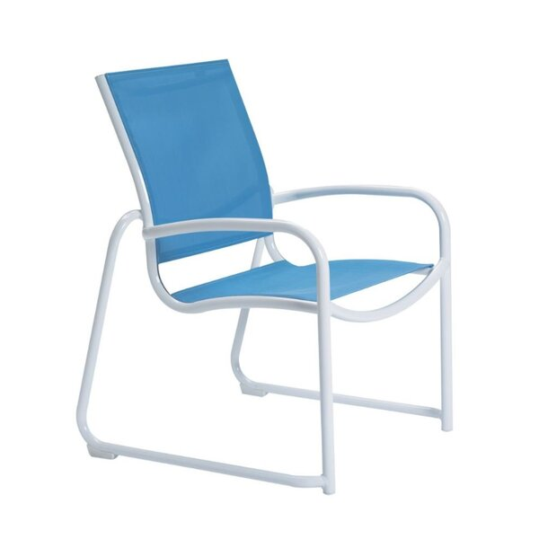 Millennia Stacking Patio Dining Chair By Tropitone
