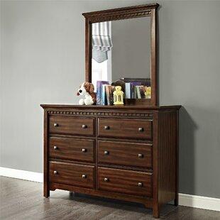 Noah Rectangular Dresser Mirror