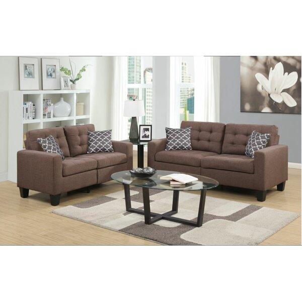 Bateson Configurable Living Room Set by Alcott Hill