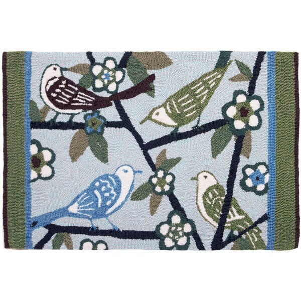 Salley The Gathering Novelty Rug by Winston Porter