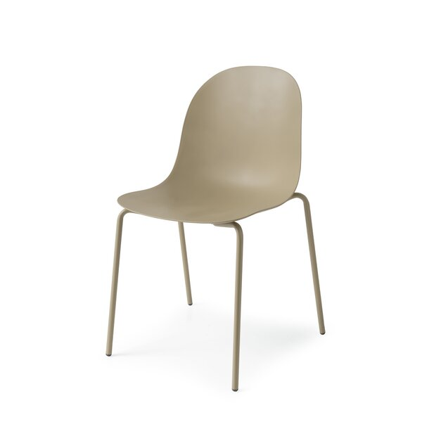 Hampson 4 Leg Tubular Base Side Chair by Ivy Bronx