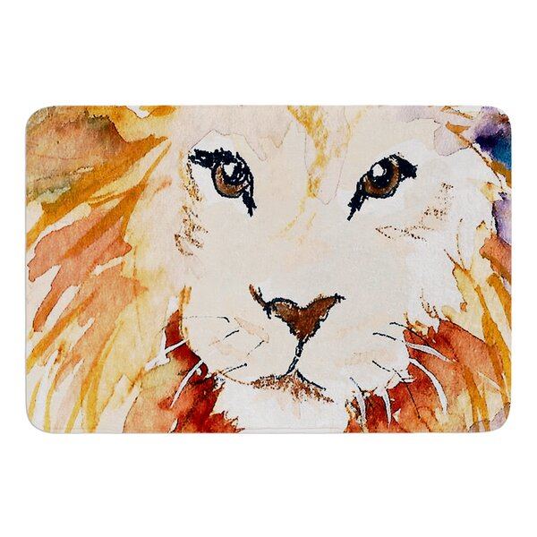 Leo by Padgett Mason Bath Mat by East Urban Home