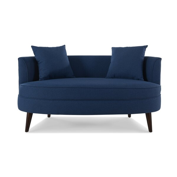 Hubbell Settee by Wrought Studio
