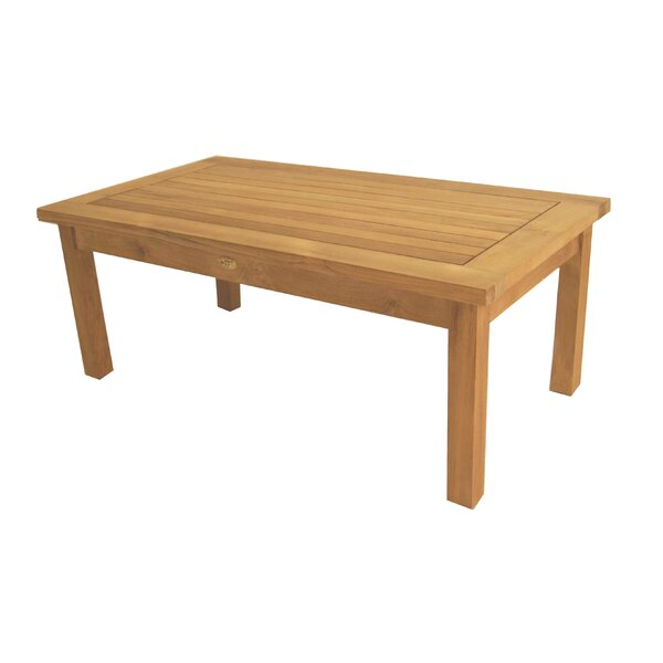 English Garden Coffee Table by Jewels of Java