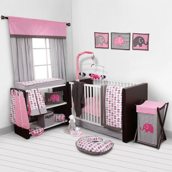 Yasmeen 10 Piece Crib Bedding Set by Viv + Rae