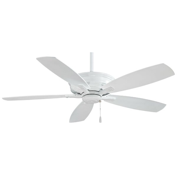 52 Kafe 5-Blade Ceiling Fan by Minka Aire