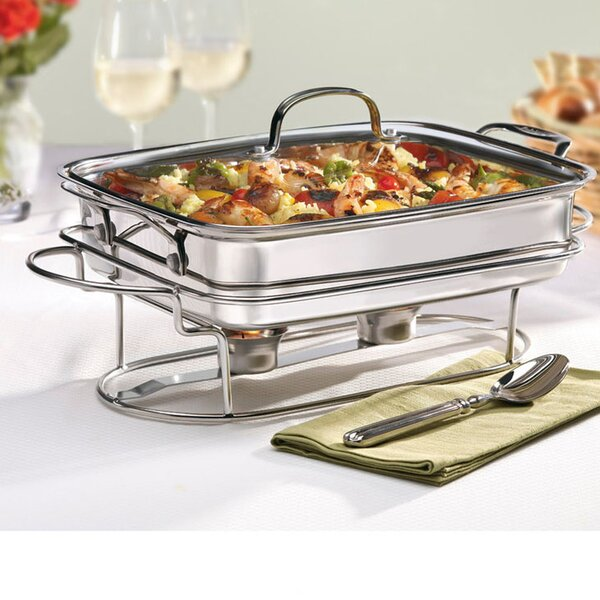 Classic Entertaining Buffet Server By Cuisinart.